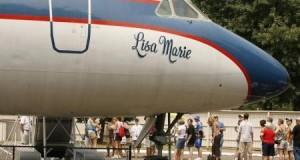 طائرة الفيس بريسلي