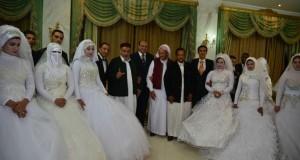حفل زواج جماعي